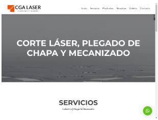 cga laser